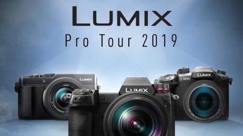 Panasonic: al via il Lumix Pro Tour 2019