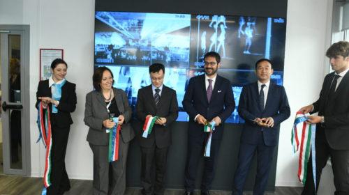 ZTE: aperto a Roma il primo laboratorio di cybersecurity in Europa
