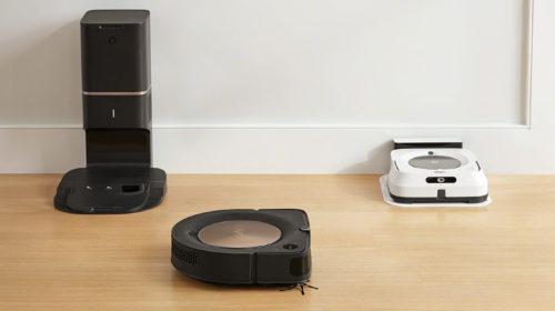 Da iRobot due nuovi avanzati robot aspirapolvere e lavapavimenti