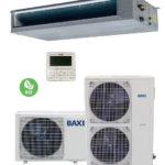 BAXI rinnova la gamma Luna Clima Light Commercial R32