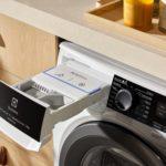 Le nuove lavatrici Electrolux dosano in autonomia la giusta quantità di detersivo