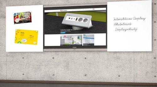 AGMULTIVISION presenta DisplayBoard di Kindermann