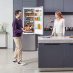 LG presenta i nuovi frigoriferi combinati e le lavatrici AI DD