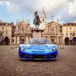 Automobili Pininfarina svela l'evoluzione del design Battista al Salone dell'Automobile di Torino