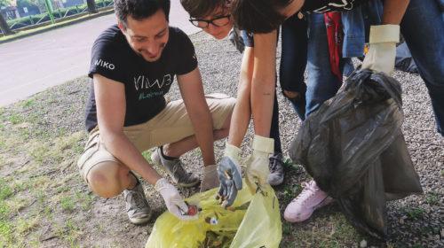 Wiko in prima linea per ripulire le aree verdi del torneo adidas Playground Milano League