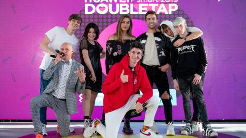 Prima semifinale per Huawei P Smart 2019 DoubleTap