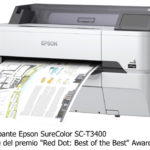 "Epson vince il ""Red Dot: Best of The Best"""