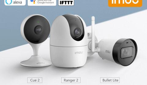 Amazon presenta i prodotti smart per la casa di Imou