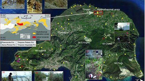 A Lipari un progetto innovativo per lo studio dei processi di alimentazione dei vulcani e dei sistemi idrotermali