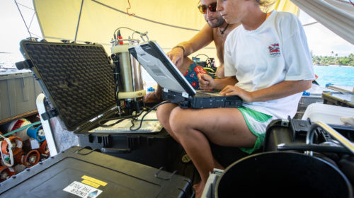 "Panasonic Toughbook sostiene ""Under the pole"" per la salvaguardia degli oceani"