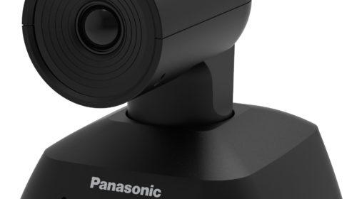 Panasonic annuncia la telecamera PTZ ultra grandangolare