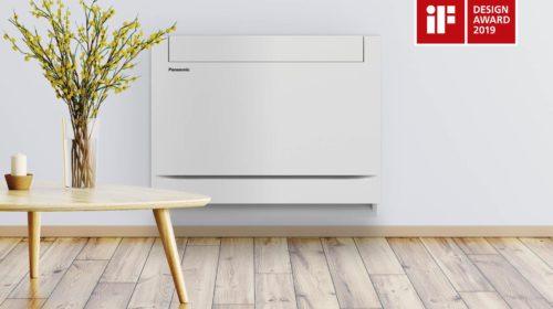 Panasonic Air Conditioning propone le linee residenziali TZ e console a pavimento