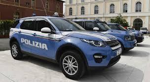 Consegnate 30 Land Rover Discovery alla Polizia di Stato