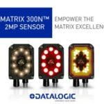 Da Datalogic il nuovo Matrix 300N con sensore da 2 MP
