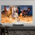 LG presenta la nuova gamma di proiettori 4K Ultra HD