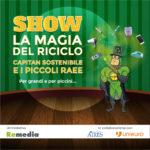 """Grande partecipazione all'iniziativa """"La magia del riciclo"""" di Remedia"""