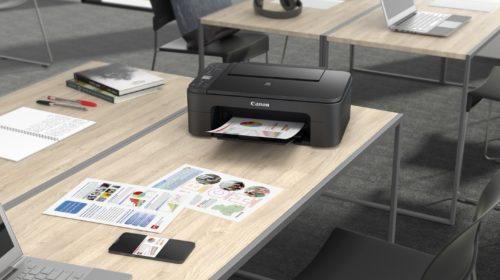 Canon lancia la nuova linea di stampanti multifunzione PIXMA TS