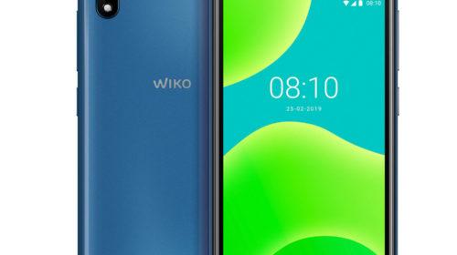 Wiko presenta Y50
