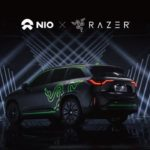 RAZER e NIO aprono la strada all'adozione dell'illuminazione Chroma RGB nei veicoli elettrici intelligenti