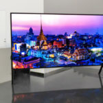 SHARP espone il più grande display 8K LC al mondo a IFA2019