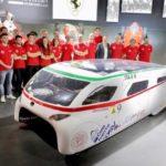 Presentato a Maranello il nuovo veicolo del Team Onda Solare