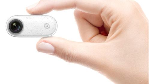 Insta360 annuncia la nuova micro videocamera GO