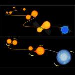 Risolto il mistero dell'età degli ammassi stellari nella Grande Nube di Magellano