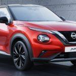 Nuovo Nissan JUKE ridefinisce gli standard dei crossover compatti