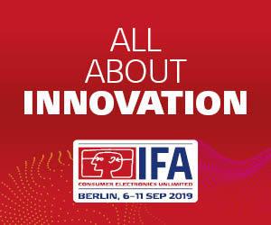 Al via IFA 2019
