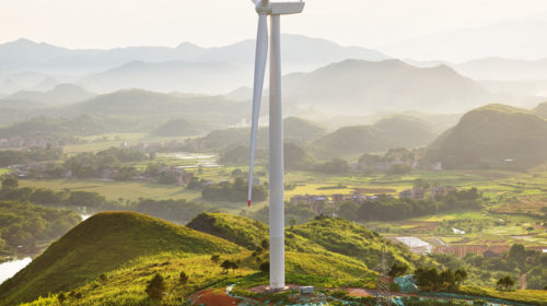 Il China Clean Energy Fund investe in tre parchi eolici