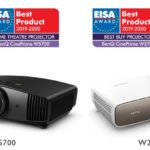 BenQ vince due EISA awards con i videoproiettori W2700 e W5700