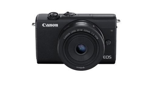 Canon annuncia la nuova mirrorless EOS M200