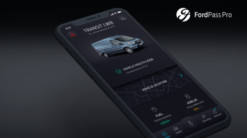 La nuova app FordPass Pro connette i clienti business delle piccole imprese