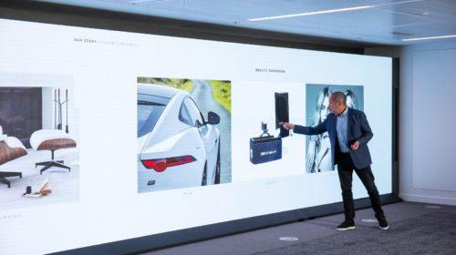 Inaugurato il nuovo Jaguar Design Studio