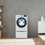LG lancia la nuova gamma di lavatrici AI DD