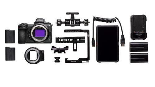 Il primo kit video NIKON con Z 6 dedicato a filmmaker e videomaker