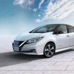 La nuova Nissan LEAF e+ debutta sulle strade italiane partecipando alla prima 1.000 Miglia Green