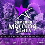 Samsung Morning Stars Athena: il primo team di eSports Samsung tutto al femminile
