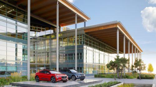 Jaguar Land Rover presenta l'innovativo Product Creation Centre a Gaydon
