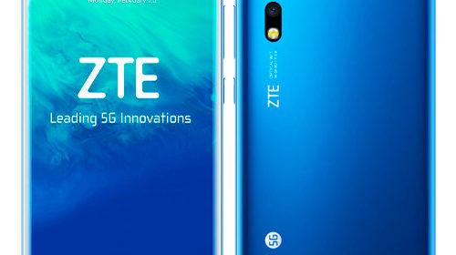 ZTE Axon 10 Pro 5G presentato alla Vienna Fashion Week 2019