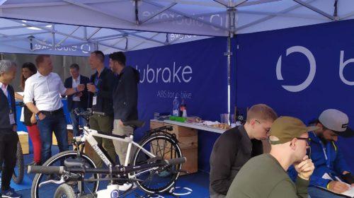 Blubrake e Bulls presentano la prima e-bike con ABS integrato nel telaio