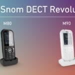 Snom lancia la nuova serie di terminali IP cordless DECT