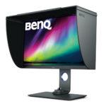 Schermo uniforme e massima precisione cromatica con il nuovo monitor per la fotografia BenQ SW270C PhotoVue
