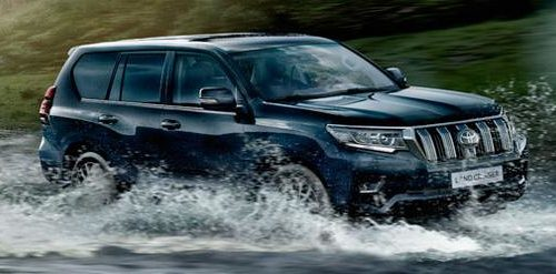 Land Cruiser raggiunge i 10 milioni di vendite