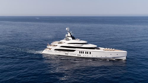 "Benetti presenta il nuovo yacht FB276 M/Y ""Metis"""
