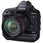 Canon annuncia lo sviluppo di EOS-1D X Mark III
