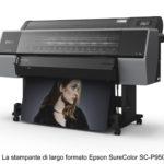 Epson amplia la gamma SureColor Photo con SC-P7500 e SC-P9500