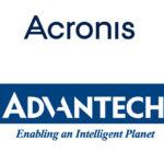 Acronis e Advantech firmano un accordo di distribuzione globale