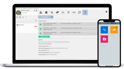 TeamSystem Communication annuncia l'ultima versione di VOIspeed UCloud