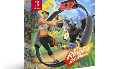 Un nuovo tipo di gioco di avventura in Ring Fit Adventure ora disponibile su Nintendo Switch